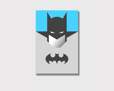 Batman mirror thumb