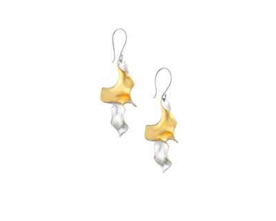 Sirena twist earrings thumb
