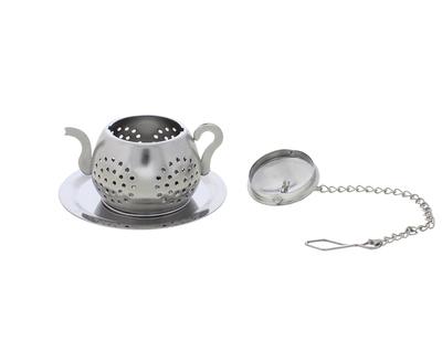 Kettle shaped tea infuser thumb