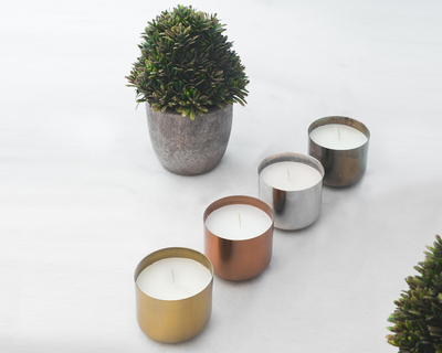 Patina candle collections set of 4 thumb