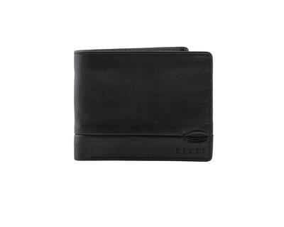 Tanner bi fold wallet black thumb