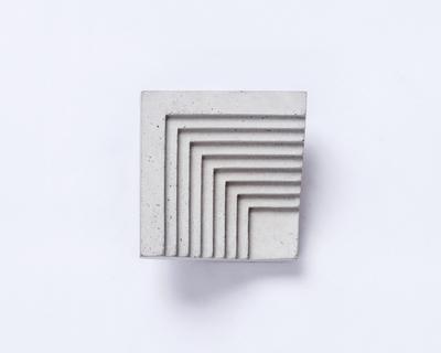 Mirage concrete knob 8 thumb