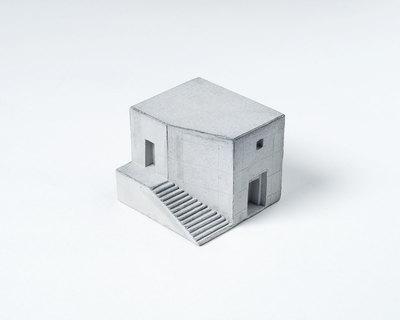 Miniature concrete home 3 thumb