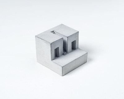 Miniature concrete home 8 thumb
