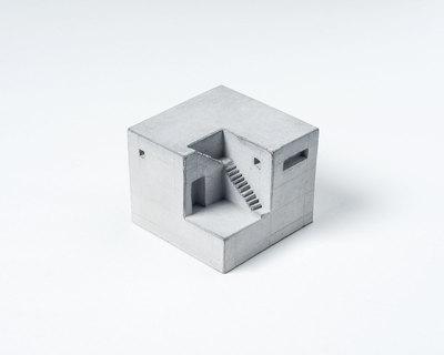 Miniature concrete home 9 thumb