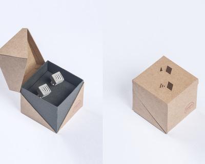 Micro concrete cufflinks 4 thumb