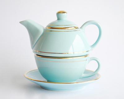 Sky tea for one thumb