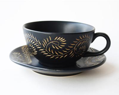 Henna tea cup set thumb
