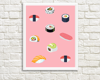 All sushi frame thumb