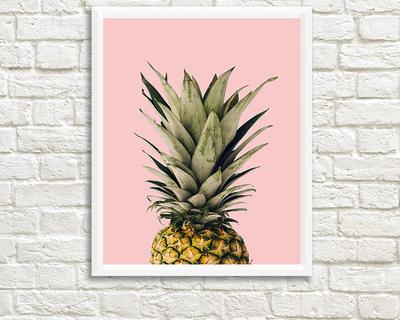 Pineapple print thumb