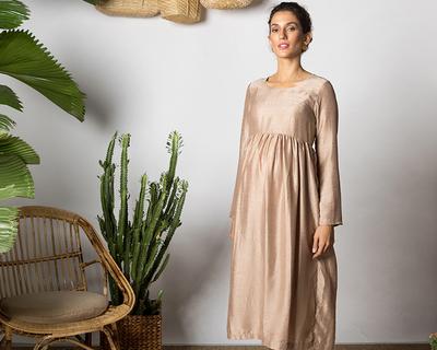 Theia midi dress thumb