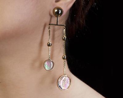Parallel earrings thumb