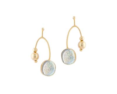 Wishbone earrings thumb