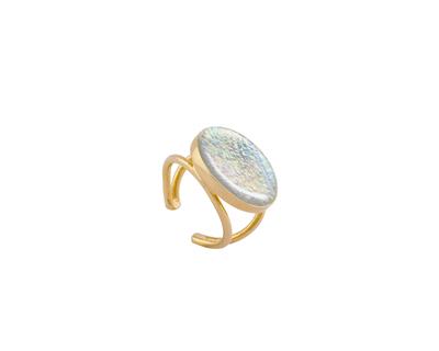 Spot ring thumb