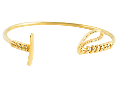 Polo bracelet colour gold thumb