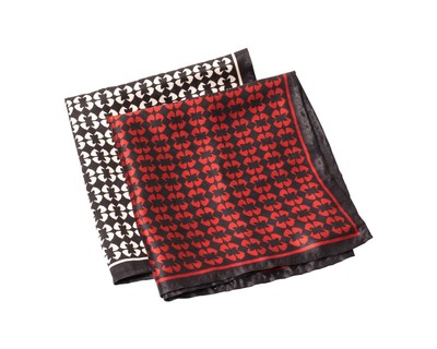 Marwari pocket square set of 2 thumb