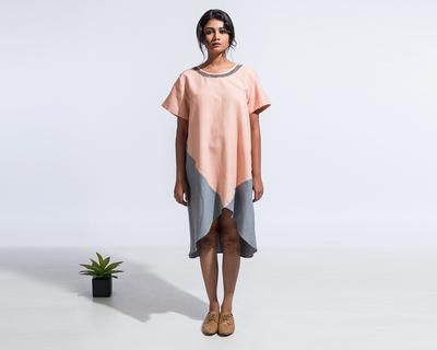 The diana dress pink thumb