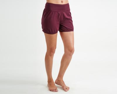 Padma blouson shorts beetroot thumb