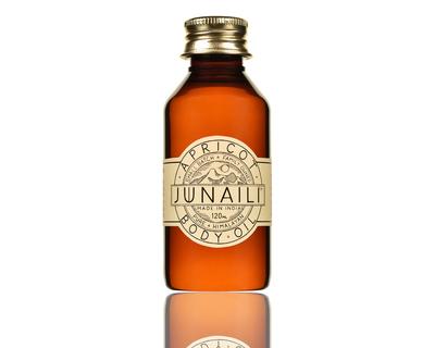Apricot body oil 120 ml thumb