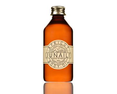 Apricot body oil 240 ml thumb