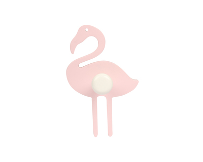 Flamingo wall hook thumb