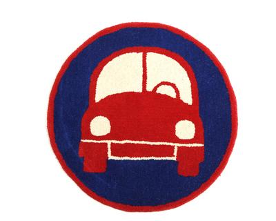 Car mat thumb