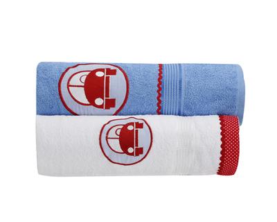 Car towel thumb