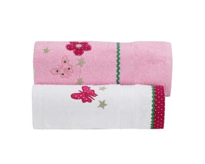 Flower towel thumb