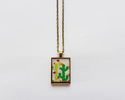 Cacti short pendant thumb