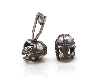 Warrior cufflinks thumb