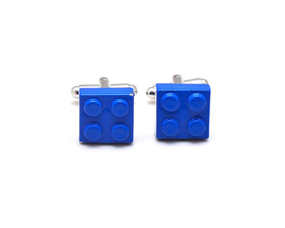 Lego fun cufflinks thumb