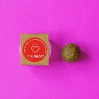 The heart natural energy balls small