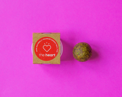 The heart natural energy balls thumb