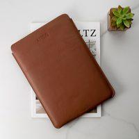 Macbook sleeve brown small