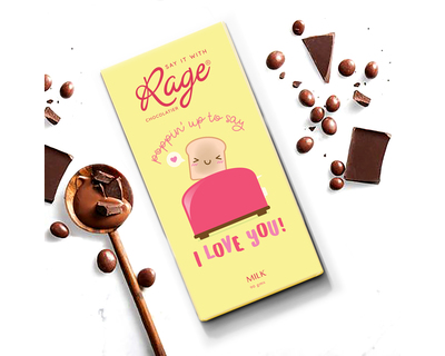 Valentines day those who don t believe in magic will never find it milk chocolate thumb
