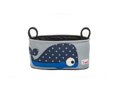 3 sprouts whale stroller organiser thumb