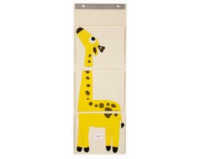 3 sprouts giraffe wall organiser thumb