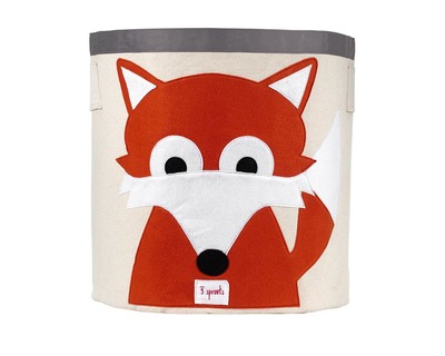 3 sprouts fox storage bin thumb