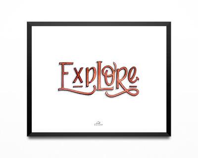 Art print explore thumb