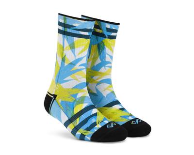 Spring unisex crew socks thumb