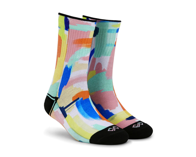 Fresco unisex crew socks thumb