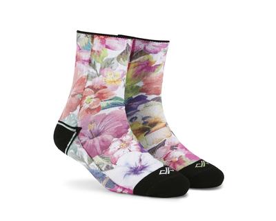 Dynamocks exotica unisex ankle socks thumb
