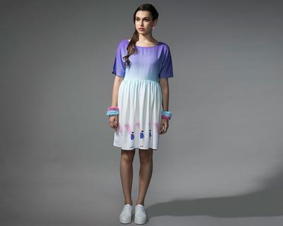 Cotton candy dress thumb