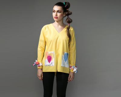 Yellow shirt thumb