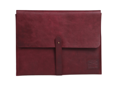 Laptop folio burgundy thumb