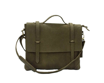 Professor bag olive green thumb
