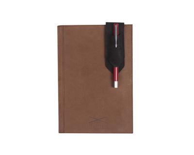 Pen holder bookmark black thumb