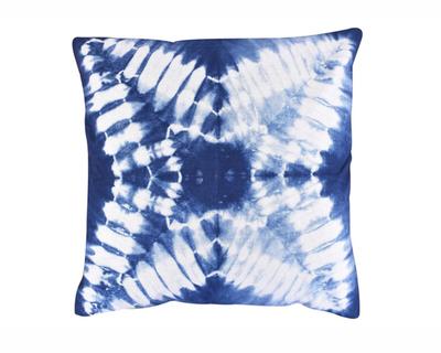 Shibori cushion cover thumb