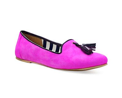 Salacia pink loafers thumb