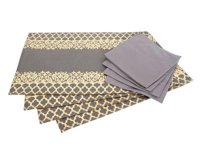 Tanawada dark table mat thumb